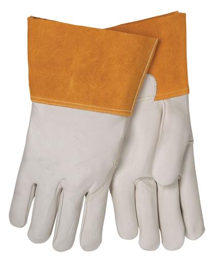 Mig - Gloves - Cowhide - Length 12 in, Width 7 in, Height 1 in