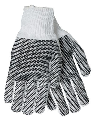 Work Glove - Gloves - Cotton/Polyester - Length 10.5 in, Width 5 in, Height 1 in