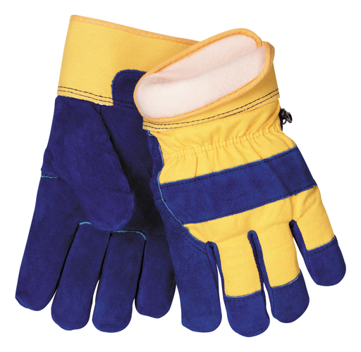 Winter Glove - Gloves - Cowhide/Canvas - Length 13 in, Width 6 in, Height 1.5 in