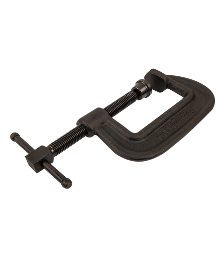 """100 Series Forged C-Clamp - Heavy-Duty 7/8 - 5-3/4"""" Opening Capacity"""