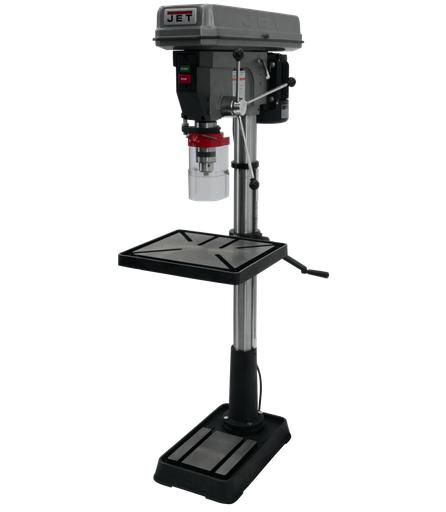 """JDP-20MF, 20"""" Floor Drill Press 115/230V 1Ph"""