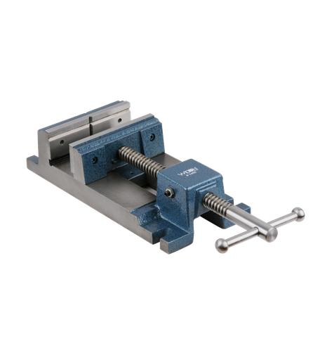 "Versatile Drill Press Vise Rapid Nut 1460, 6"" Jaw Width, 6-3/4"" Jaw Opening"