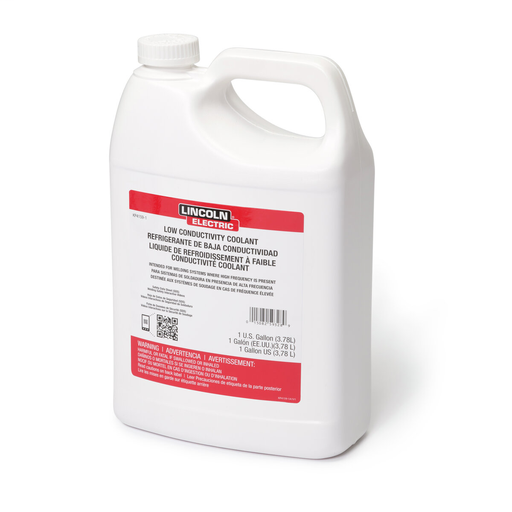 One Gallon of Low Conductivity Coolant