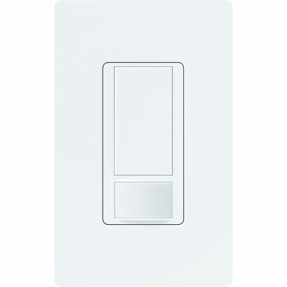 Lutron MS-OPS2-WH Maestro 2 Amp Occupancy Sensor Switch