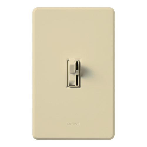 Lutron AY-103P-IV Ariadni 1000 W 3-Way Preset Ivory Dimmer