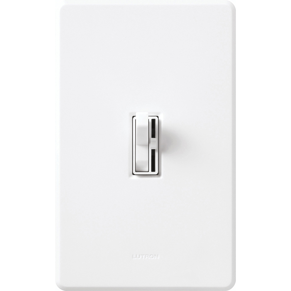 Lutron AYCL-153P-WH Ariadni CFL/LED Dimmer