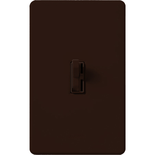 Lutron AY-603P-BR Ariadni 600 W 3-Way Brown Dimmer