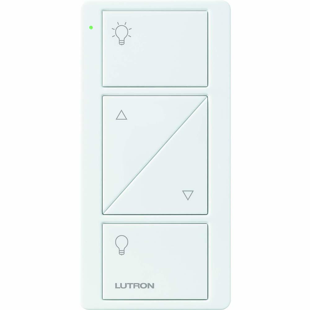 Lutron Electronics PJ2-2BRL-GWH-L01 Pico 2-Button Raise/Lower White Remote Control