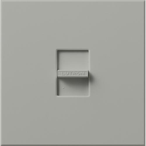 Lutron Electronics N-2000-GR 120 VAC 2000 W Gray 1-Pole Incandescent/Halogen Slide Dimmer