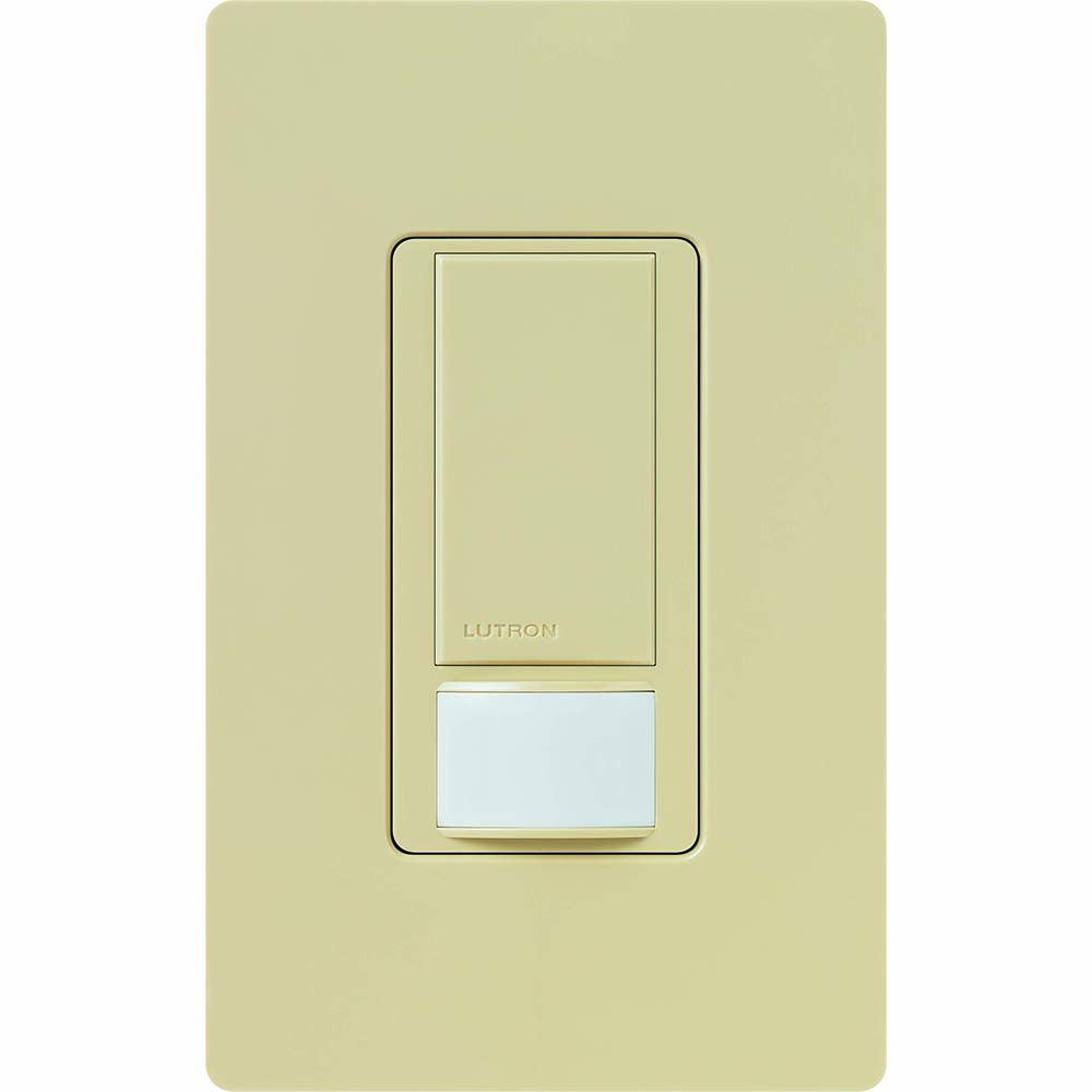 Lutron MS-OPS2-IV Maestro 2 Amp Occupancy Sensor Switch
