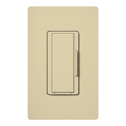 Lutron MA-R-IV 8.3 Amp 120 VAC Ivory Multi-Location Remote Companion Dimmer