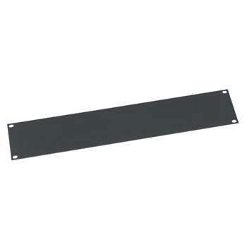 Blank Panel, 2 RU, Steel, 12 pc. Contractor Pack