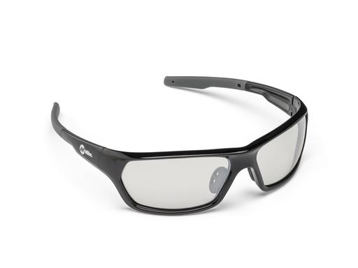 Safety Glasses, Slag, Black, I/O