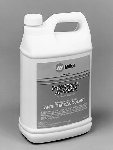Miller Aluminum Protecting Coolant