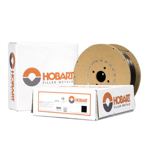".045"" E70C-6M H4 Hobart Fabcor Edge Gas Shielded Metal Core Carbon Steel Tubular Welding Wire 50 Spool"