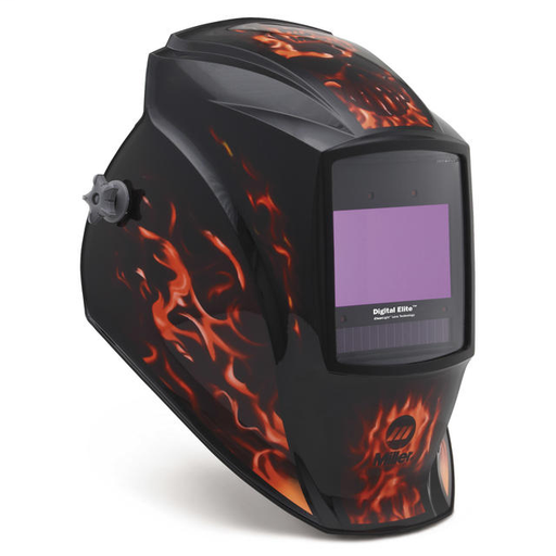 Digital Elite, Inferno, Industry-leading helmet provides high-performance versatility – featuring ClearLight Lens Technology