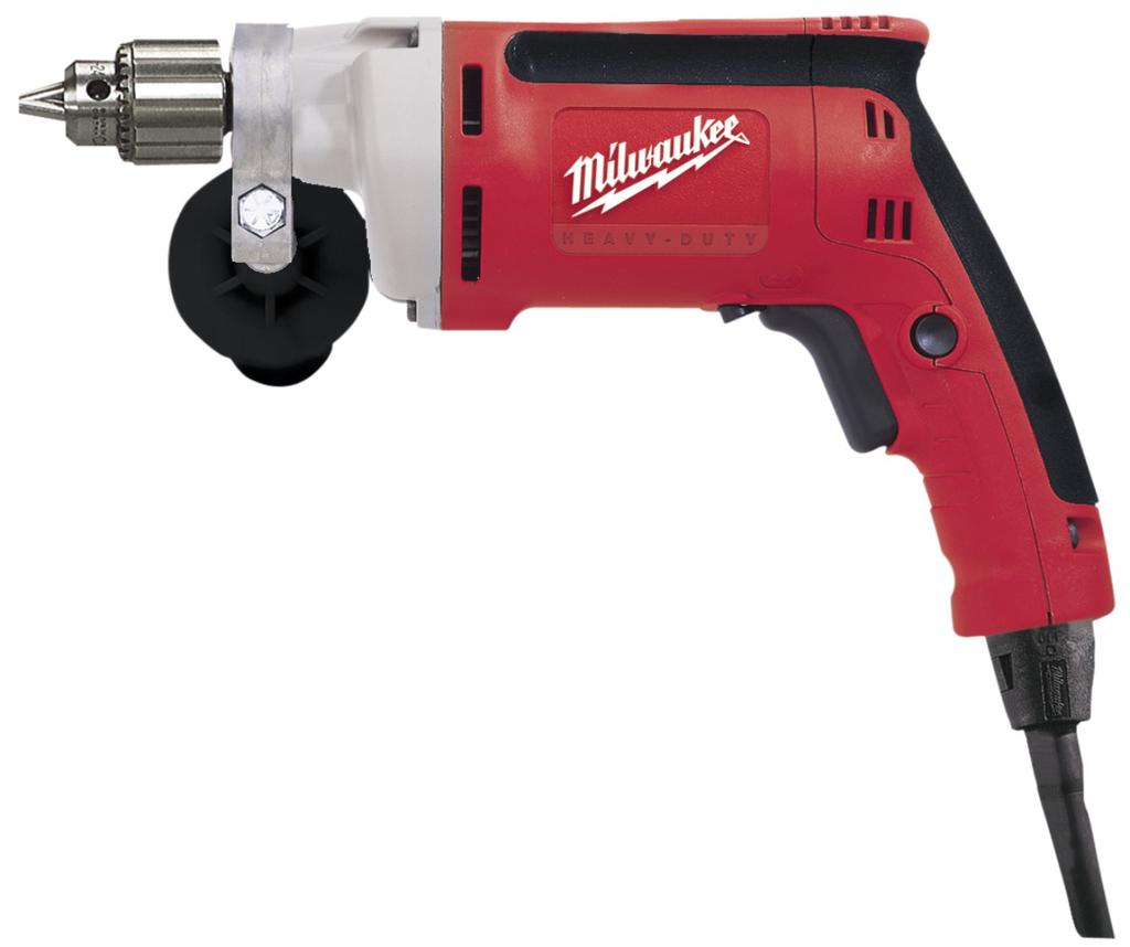 """Milwaukee 0100-20 1/4"""" 7 A Magnum® Drill 2500 RPM"""