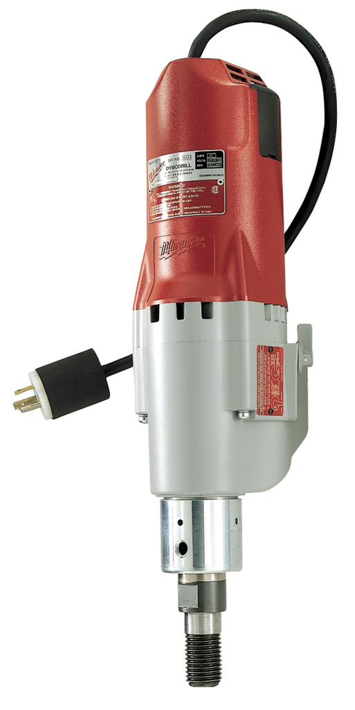 Diamond Coring Motor, 600/1200 RPM, 20 Amp with Clutch