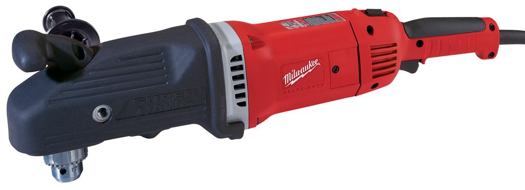 """Milwaukee 1680-20 1/2"""" Super Hawg™ Drill"""