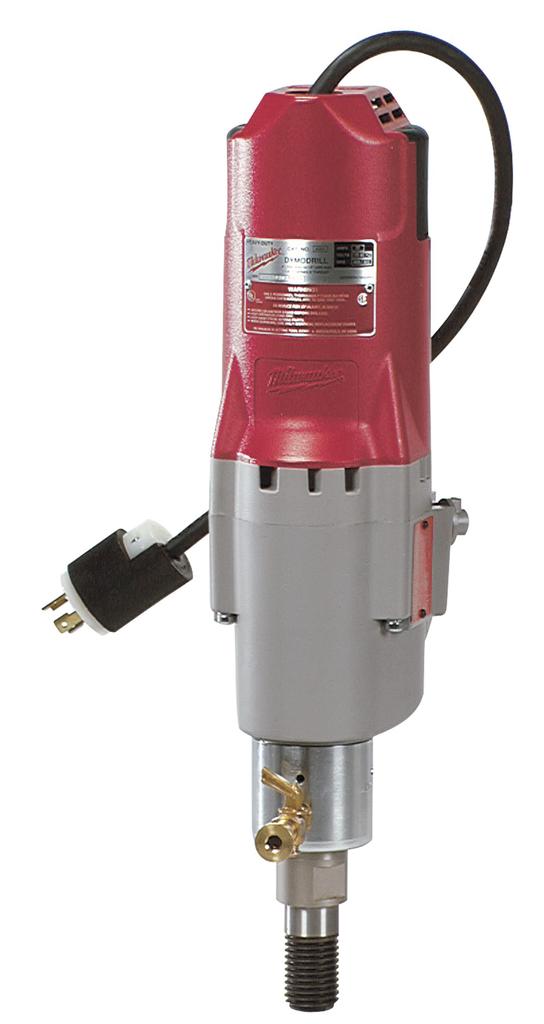 Drill Diamond Core 300/600 20 A w/ Clutch