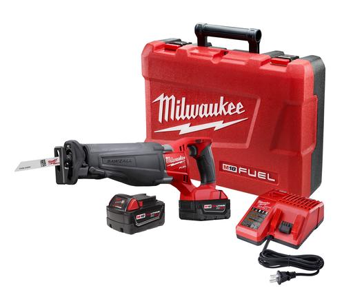 Mayer-M18 FUEL™ SAWZALL® Reciprocating Saw Kit-1