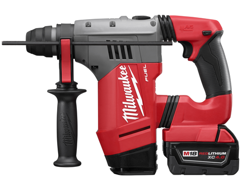 Mayer-M18 FUEL™ 1-1/8 in. SDS-Plus Rotary Hammer Kit-1