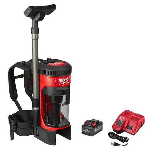 Mayer-M18 Fuel 3-in-1 Backpack Vacuum Kit-1