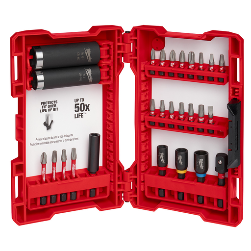 Mayer-SHOCKWAVE™ 26-Piece Impact Duty Drive and Fasten Set-1