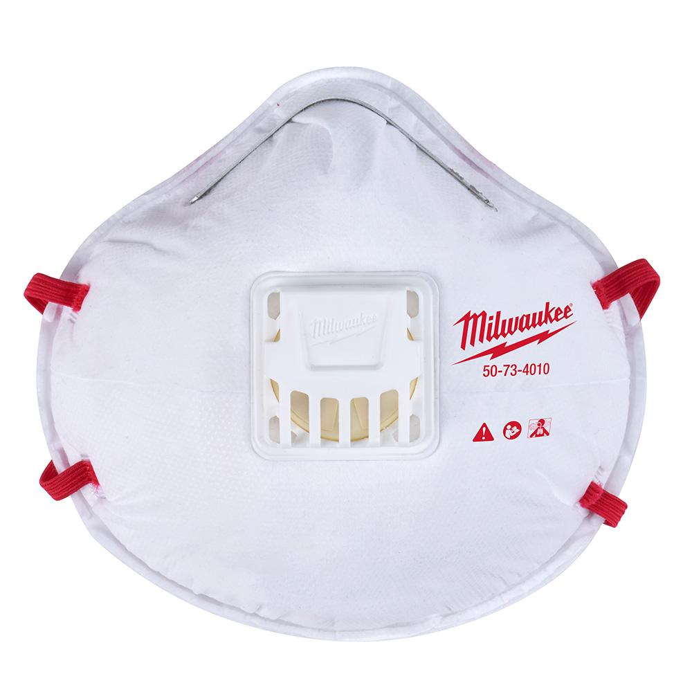 Mayer-N95 Valved Respirator-1