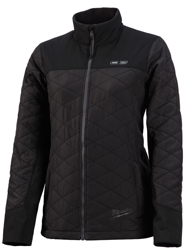 MILW 233B-202X BLK HTD JACKET LIKELY SUBJECT TO TAX