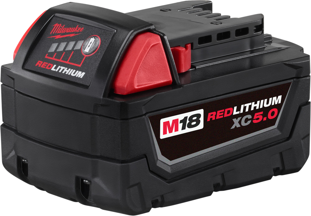 Mayer-M18™ REDLITHIUM™ XC 5.0Ah Extended Capacity Battery Pack-1