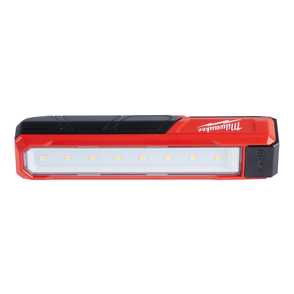 Milwaukee 2112-21 USB Rechargable ROVER™ Pocket Flood Light, Includes USB Battery, USB Cord