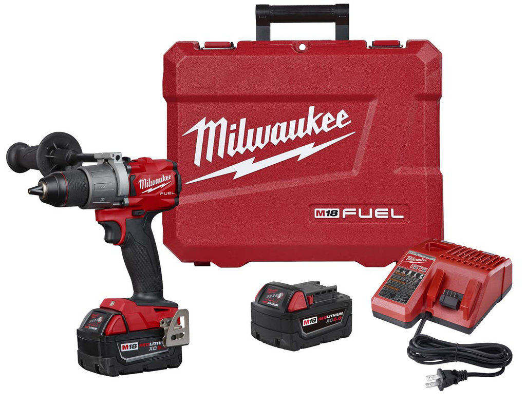Mayer-M18™ FUEL™ 1/2 in. Drill Driver Kit-1