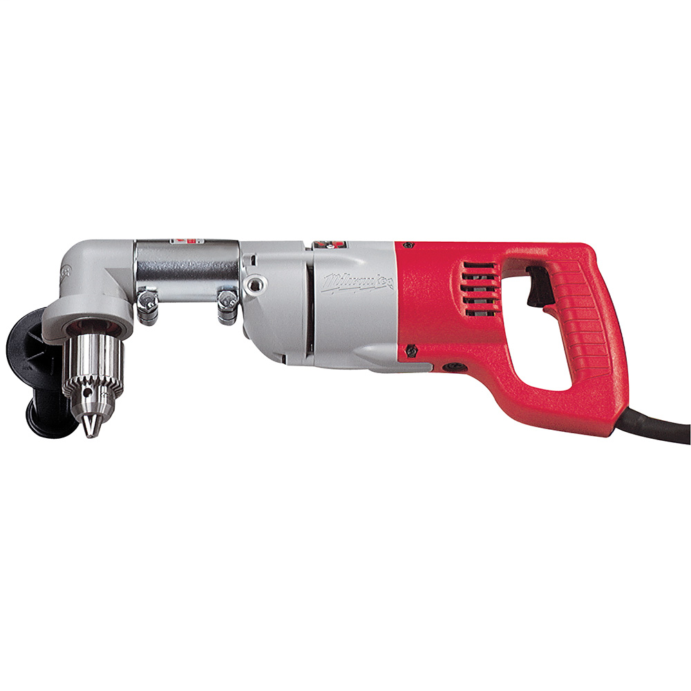 """Milwaukee 3002-1 1/2"""" D-handle Right Angle Drill Kit"""