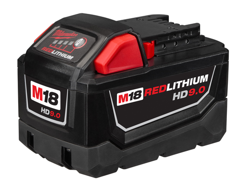 Mayer-M18™ REDLITHIUM™ HIGH DEMAND™ 9.0Ah Battery Pack-1