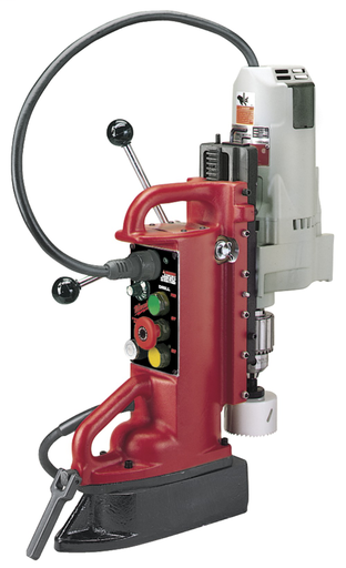 Adjustable Position Electromagnetic Drill Press with 3/4 in. Motor