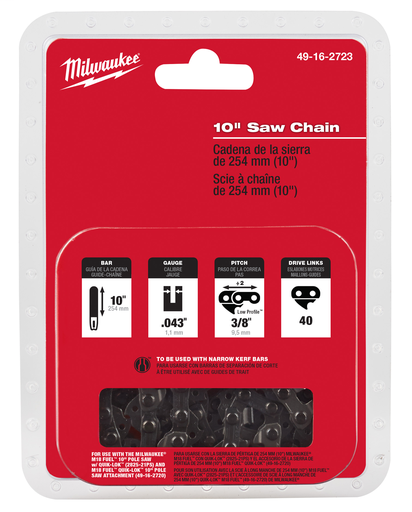 Mayer-10 in. Saw Chain-1