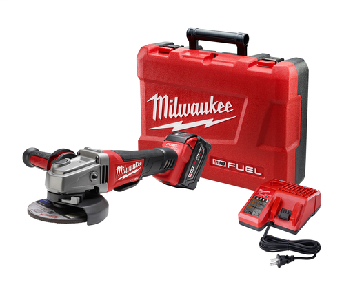 M18™ FUEL™ 4-1/2 in. / 5 in. Grinder, Paddle Switch No-Lock Kit