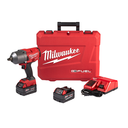 Mayer-M18 FUEL™ 1/2 in. High Torque Impact Wrench with Friction Ring Kit-1