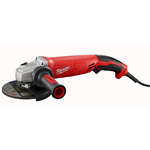Mayer-13 Amp 5 in. Small Angle Grinder Trigger Grip, No-Lock-1