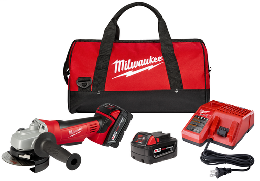 Mayer-M18™ Cordless Lithium-Ion 4-1/2 in. Cut-Off / Grinder-1