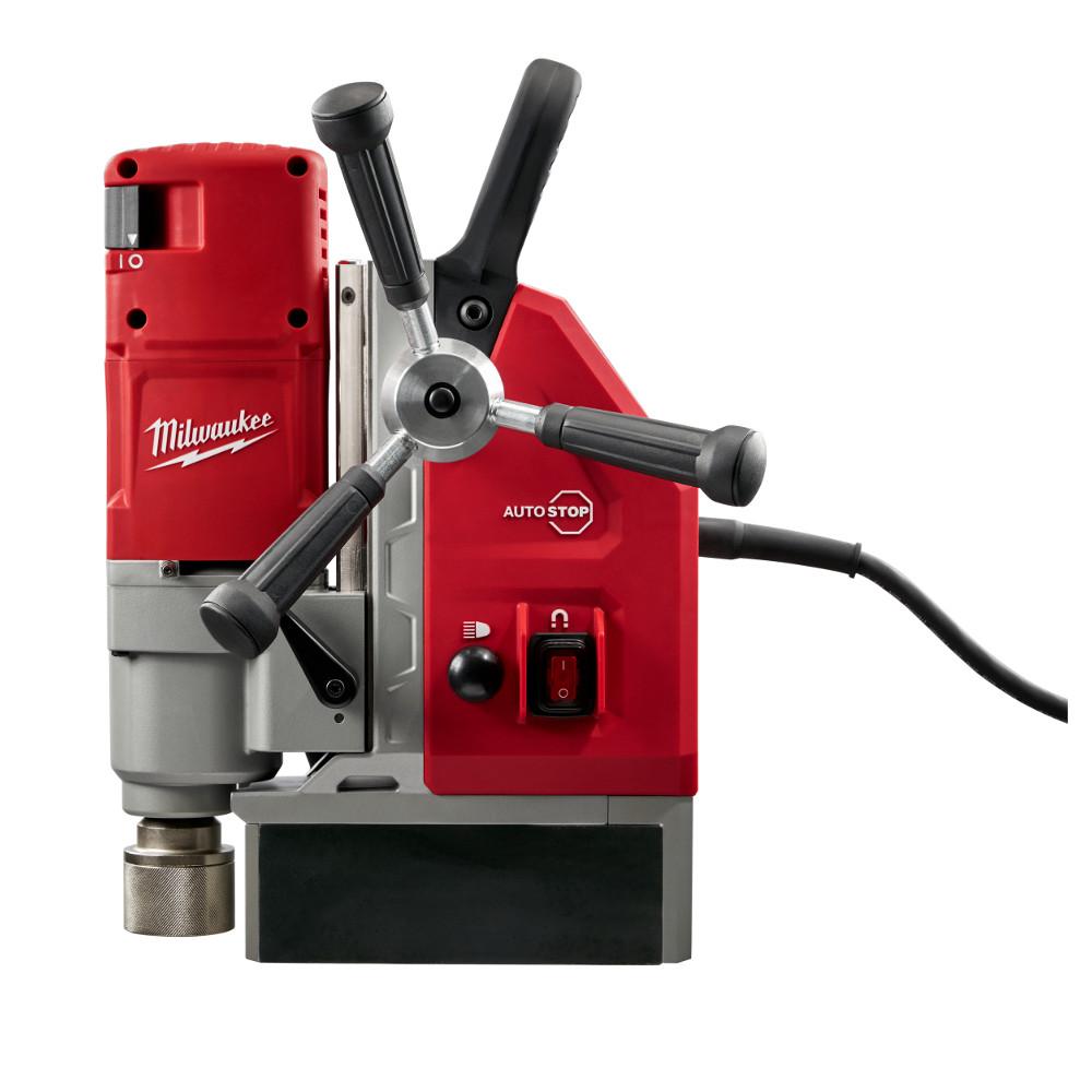 Mayer-1-5/8 in. Electromagnetic Drill Kit-1