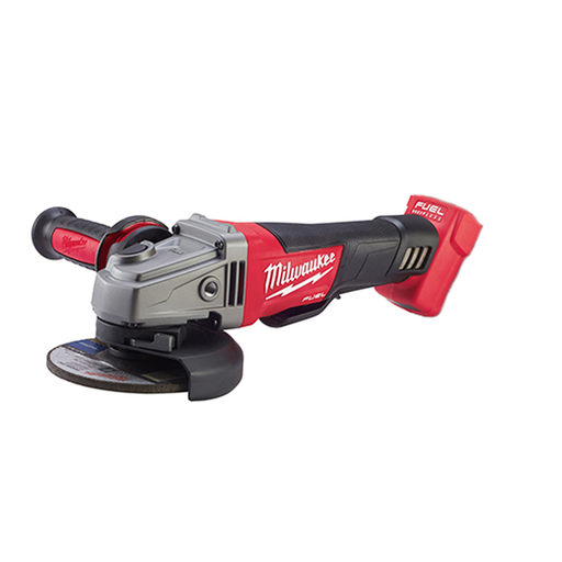 Mayer-M18™ FUEL™ 4-1/2 in. / 5 in. Grinder, Paddle Switch No-Lock-1
