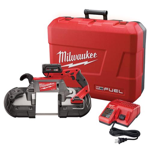 M18 FUEL™ Deep Cut Band Saw - 1 Battery Kit