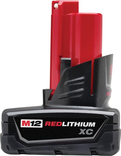 Mayer-M12™ REDLITHIUM™ XC 3.0Ah High Capacity Battery Pack-1