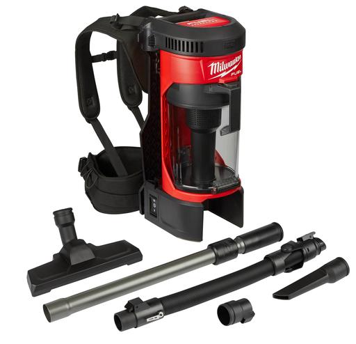 M18™ FUEL™ 3-in-1 Backpack Vacuum