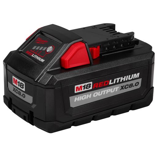 Mayer-M18™ REDLITHIUM™ HIGH OUTPUT™ XC8.0 Battery-1