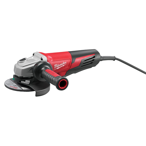 13 Amp 6 in. Small Angle Grinder Paddle, Lock-On