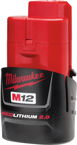 Mayer-M12™ REDLITHIUM™ 2.0Ah Compact Battery Pack-1