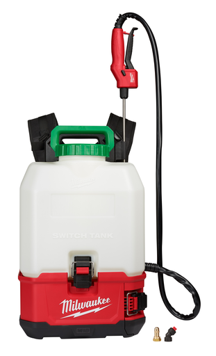 M18™ SWITCH TANK™ 4 Gallon Backpack Sprayer (Tool Only)